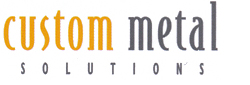 Custom Metal Solutions Logo