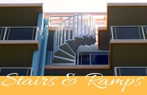 Stairs & Ramps